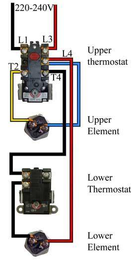 whirlpool water heater wiring diagram get free image