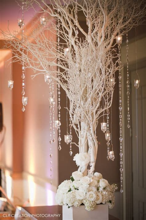 white branches for centerpieces 25 best ideas about winter centerpieces on gold and silver