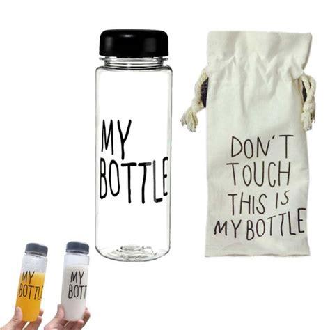 My Bottle Korean Style Tempat Minum my bottle water bottle korea style new design today special plastic sports water bottles