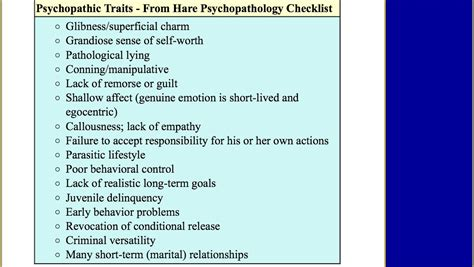 pattern of behaviour synonym antisocial personality disorder research paper