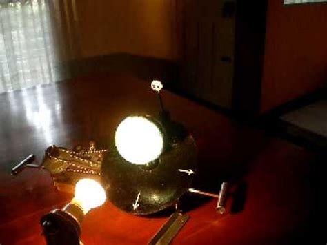 como hacer una maqueta de las 8 fases lunares interactiva fases de la luna youtube