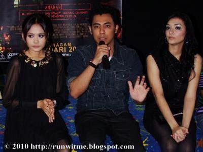 film malaysia khurafat running with passion celebrunner liyana jasmay siti di