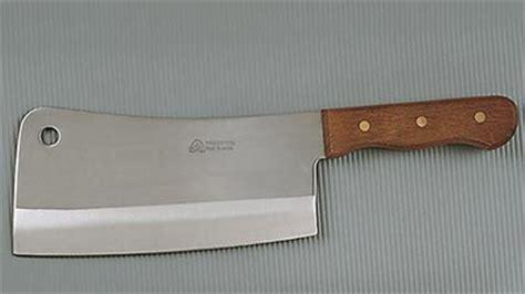 Pisau Pemotong Daging 10 jenis pisau dapur yang paling sering digunakan