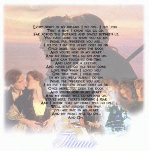 film titanic song lyrics titanic song remakes and covers