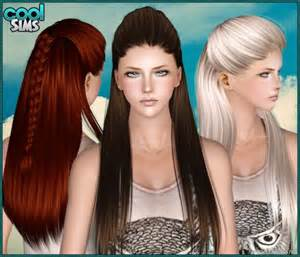 sims 3 hair custom content 95 best images about sims 4 custom hair on pinterest the