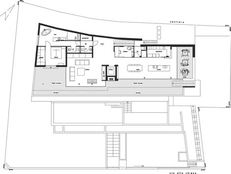 minimalist house floor plans modern minimalist house