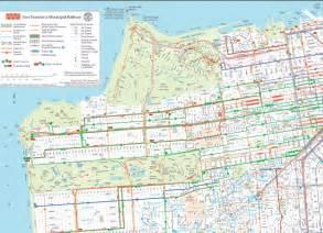 san francisco map detailed maps of san francisco