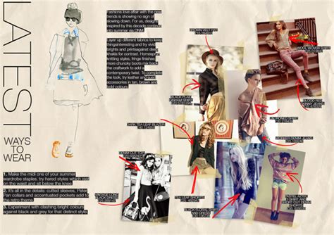 fashion design journal exles 30 creative fashion brochure designs flashuser