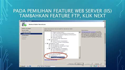 cara konfigurasi dns windows server 2008 cara membangun ftp server di windows server 2008