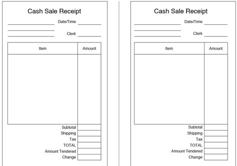 Grocery Receipt Word Template by 9 Free Sle Grocery Payment Receipt Templates