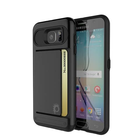 Bumper Heavy Armor Soft Cover Casing Samsung Galaxy Note 2 galaxy s6 punkcase clutch w tempered glass