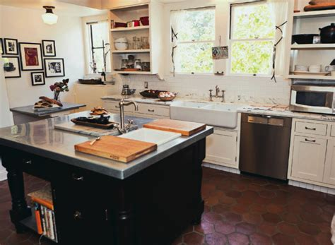 Vignette Design Kitchen Cabinets Vs Open Shelves And The Open Kitchen Cabinets No Doors
