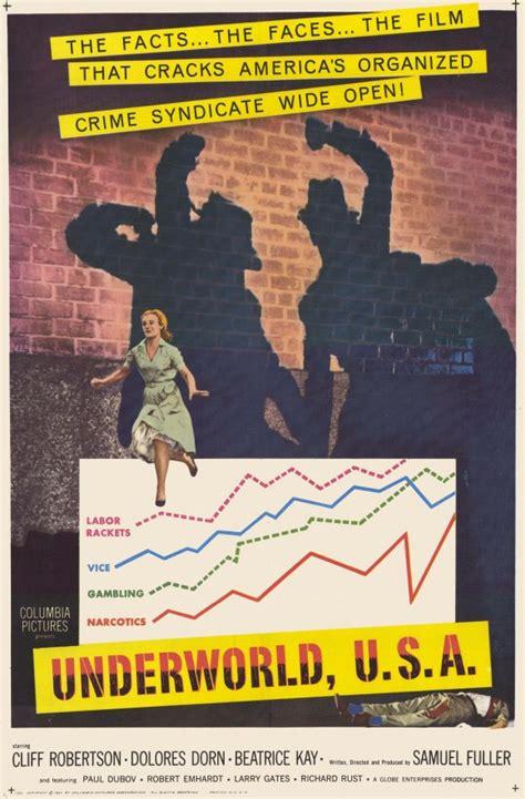 Film Underworld Usa | underworld u s a movie posters from movie poster shop