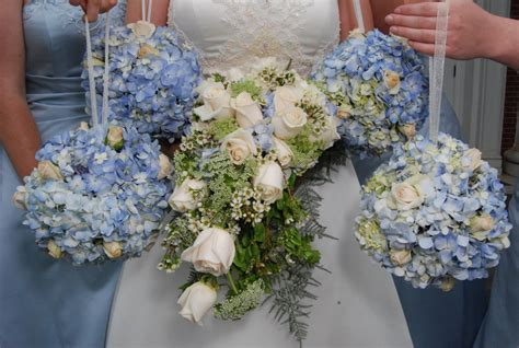 Hydrangea Wedding Flowers by Sherri S Jubilee April 2010