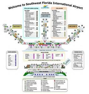 southwest florida international airport airports 2016