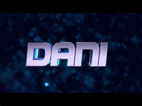 intro the game intro para dani games youtube