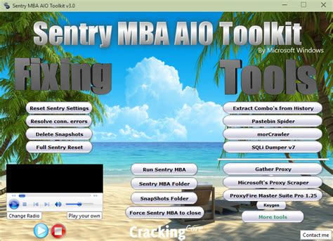 Paginas Para Sentry Mba Proxy by Codew0w 2015