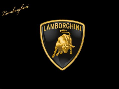 Hd Car wallpapers: lamborghini logo