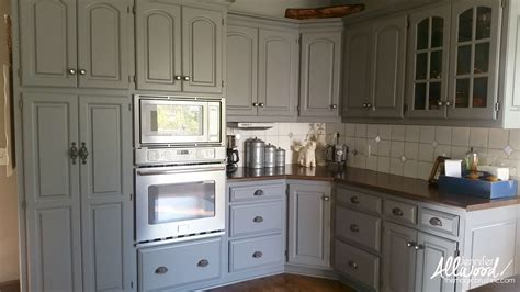 silver kitchen cabinets how to paint kitchen tile and grout an easy kitchen update