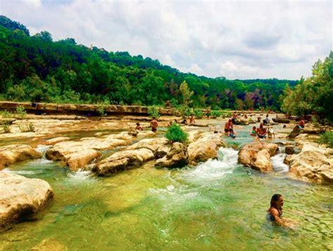 Backyard Creations Barton Creek Swimming In The Barton Creek Greenbelt
