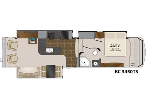 big country 5th wheel floor plans big country 3450ts fifth wheels by heartland build price