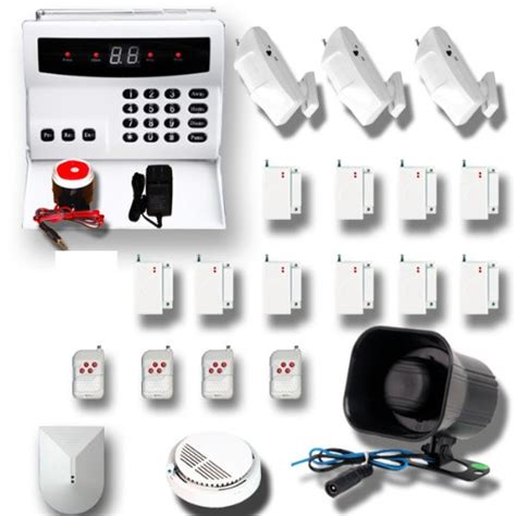 best wireless home alarm system