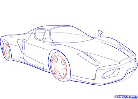 draw on how to draw a step by step cars draw cars