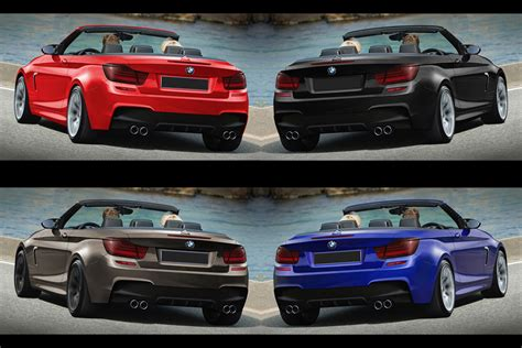 bmw m2 rear colors by dejanhristov on deviantart
