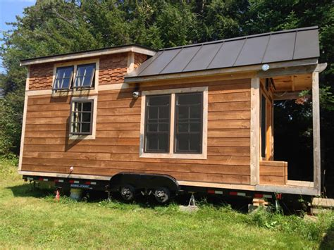 Tiny House On Wheels by Ethan S Tiny House Tiny House Swoon