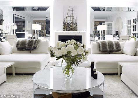 all white home interiors interiors all white daily mail