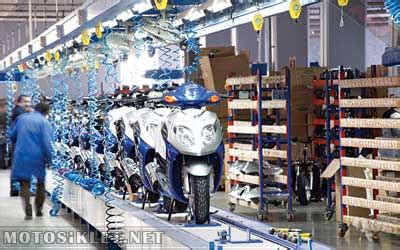 ramzey motosiklet afrikada iki fabrika birden kuracak