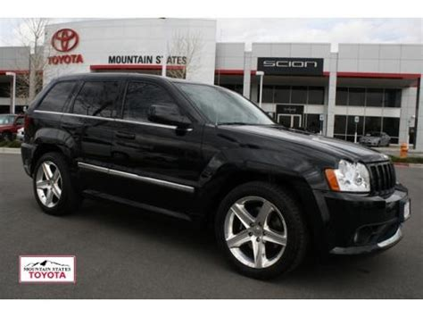 Used Jeep Srt8 Used 2006 Jeep Grand Srt8 For Sale Stock
