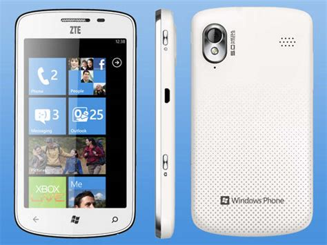 Kenzi Jumbo Geme 2503 zte to launch windows phone in india