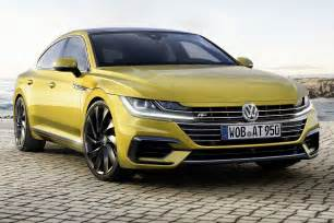 vw arteon revealed in 2017 s passat cc by car magazine