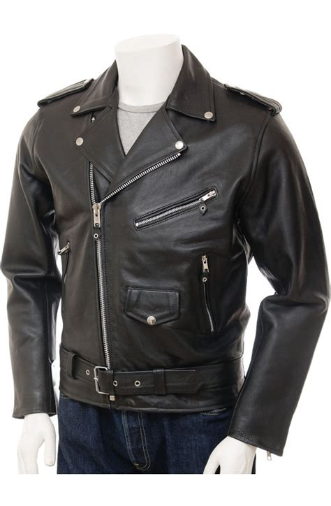 motor leather jacket kanye west biker jacket mens black leather motorcycle jacket