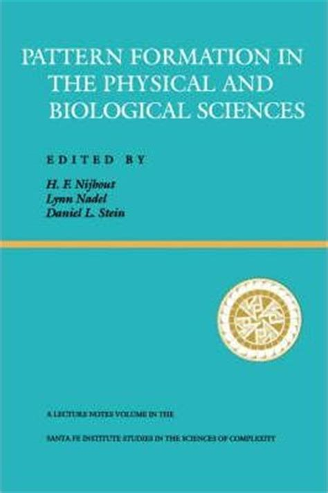 pattern formation definition biology pattern formation in the physical and biological sciences