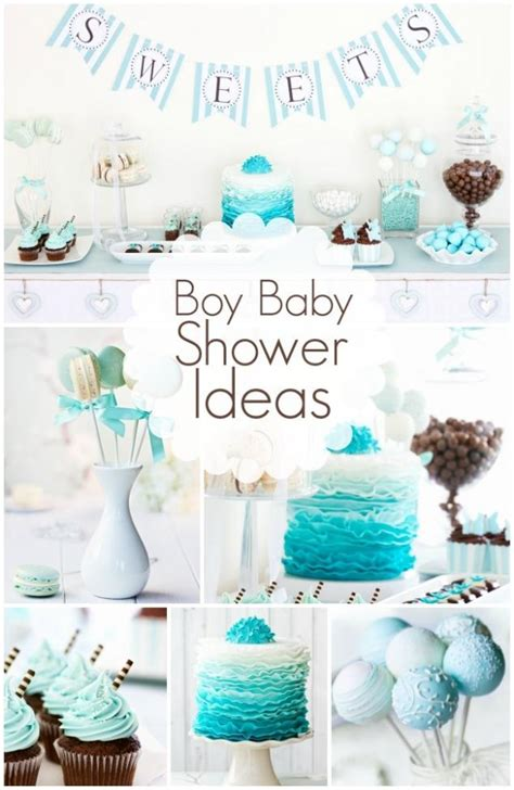Baby Shower For Boy Ideas 20 boy baby shower decoration ideas spaceships and laser