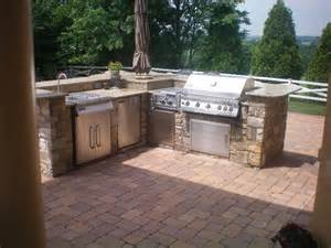 Backyard Built In Bbq Ideas Built In Outdoor Grill Designs Maryland Custom Bbq Grill Designs And Building Outdoor Bbg