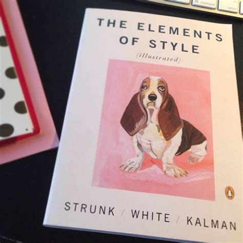 the elements of style illustrated edition books human beings i admire maira kalman violet