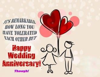 Wedding Anniversary Card Messages For Friends by Marriage Or Wedding Anniversary Wishes