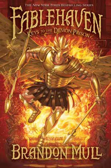 facing your demons books book review fablehaven to the prison by