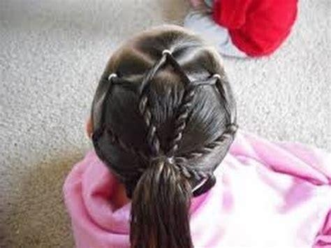 Como hacer peinados de fiesta para ni 241 as ideas faciles y ertidas