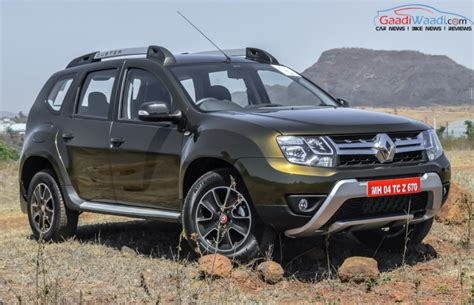 2016 Renault Duster Facelift Drive Review