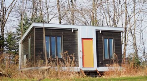 Yestermorrow Tiny House Tiny House Built By Yestermorrow Design Build School Students