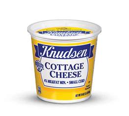 knudsen products cottage cheese