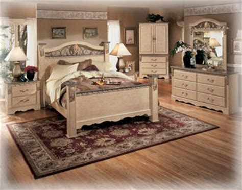 ashley signature furniture bedroom sets sanibel b290 queen bedroom set signature design by ashley furniture