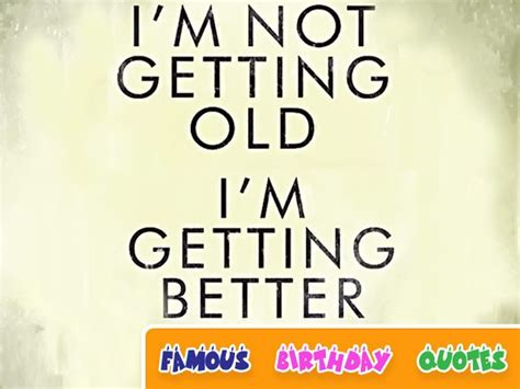 Best Birthday Quote Famous Birthday Quotes Quotesgram