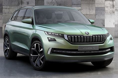 skoda visions in hybrid concept revealed with 225 hp
