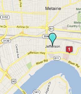 jefferson louisiana map hotels motels near jefferson la see all discounts