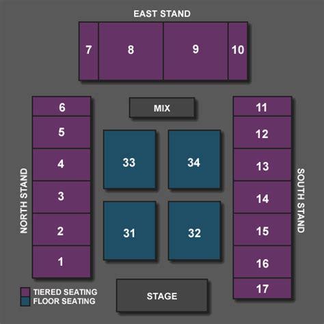 Royal Festival Hall Floor Plan castle concerts the vamps tickets for edinburgh castle